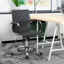 Furniture of America Kimmel Ribbed Standard Back fice Chair