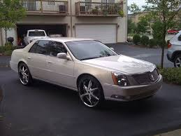 beanzz74 2006 Cadillac DTS Specs s Modification Info at