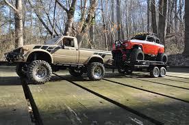 100 Truck Finders Trail Finder 2 Pulling Big Dog Trailer By David Amazing Custom