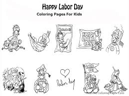 Inspirational Labor Day Coloring Pages 73 For Your Free Colouring With