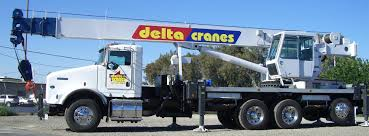 100 Rent Tow Truck Manitex Crane Al In Northern California Delta Cranes