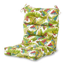 Havenside Home San Elijo Outdoor High-back Palm Leaf Chair Cushion Greendale Home Fashions Solid Outdoor High Back Chair Cushion Set Of 2 Walmartcom Fniture Cushions Ideas For Your Jordan Manufacturing Outdura 22 In Ding Roma Stripe 20 Chairs At Walmart Ample Support Better Homes Gardens Harbor City Patio Lounge With Sahara All Weather Wicker Rocking With Regard The 8 Best Seat 2019 Classic Porch Black Sonoma Serta Big Tall Commercial Office Memory Foam Multiple Color Options