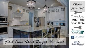 Home Buying 101 A Seminar by Realty Masters Caliber Home Loans