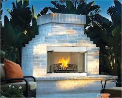 Modern Fireplace Outdoor Modern Outdoor Electric Fireplace