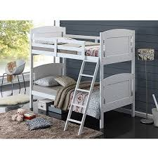 broyhill kids nantucket twin over twin bunk bed white walmart com