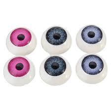Eyes Halloween Cosplay Jewelry Eyes Makeup Crystal Eyes Sticker