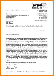7 Offizieller Brief Vorlage Attiyada Wood