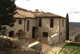 Chianti Hills Farmhouse By Lenzi Baglini Architetti Renovated Adaptive Reuse