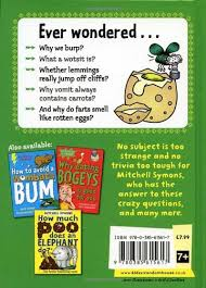 Bath Water Smells Like Rotten Eggs by Why Do Farts Smell Like Rotten Eggs 9780385615617 Amazon Com Books