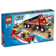 LEGO CITY Off-Road Fire Truck & Fireboat 2010 Lego City Fire Truck Free Transparent To The Rescue Level 1 Lego Itructions 60110 Station Book 3 60002 Sealed Misb Toys Games On Carousell Brigade Kids Amazoncom Scholastic Reader Ladder 60107 Engine Burning 60004 7239 Bricks Figurines City Airport With Two Minifigures And
