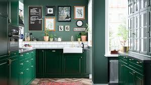 grüne küche einrichten so geht s ikea deutschland
