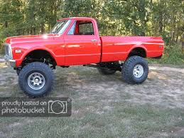 100 Jacked Up Chevy Truck 72 S For Sale S