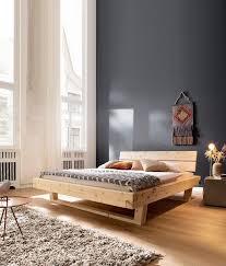 premium collection by home affaire massivholzbett ultima aus schönem duftendem massivem zirbenholz in unterschiedlichen bettbreiten erhältlich
