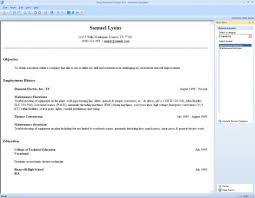 resume maker free easy to use resume maker resume make