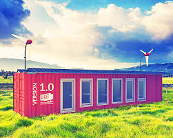 100 Shipping Container Guest House Solarpowered Sustainer Homes Give You The Freedom To Live