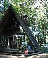 The Mid Century A Frame – Modern Tiny House