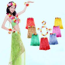 popular grass hula skirts buy cheap grass hula skirts lots from