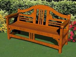 110 best garden bench plans images on pinterest garden benches