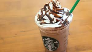 Starbucks Double Chocolate Chip Frappuccino
