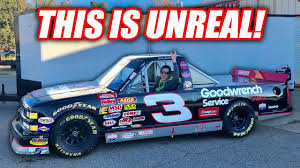 I BOUGHT A LEGIT FREAKING NASCAR TRUCK!!! - YouTube Kyle Petty 42 Hot Wheels Craftsman Truck Series 1997 Gerards Buy My First Craftsman Big Rig Tool Box Online At Low Prices In Truck Series Stock Photos Kevin Harvick Porter Cable 98 Stunod Racing Amazoncom Power Drill Toys Games Nascar Cssroad With Teams Shutting Down Impending Upc 835588007314 Wood Vehicle Kit Dad Builds Fullscale Replica Of Optimus Prime To Inspire His Son 1969 Chevrolet C10 Smokin Charcoal Rod Network Rc Race Design Build