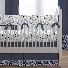 Arrow Crib Bedding Arrows in the Nursery