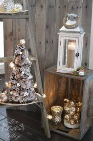 Vintage Rustic Christmas Decorations 166 Best Holidays Decor Images On Pinterest