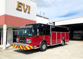 20-Ft. Walk-In Rescue Truck - Fall River Fire Dept. | EVI