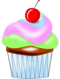 Free Cupcake Clipart Image