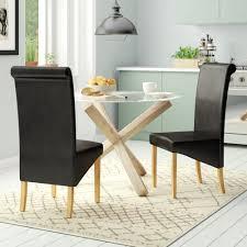 Andover Mills Roanoke Upholstered Dining Chair | Wayfair.co.uk