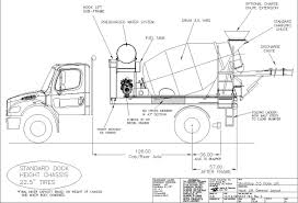 100 Concrete Truck Dimensions Typical