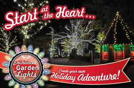 Christmas Tree Shop Woodland Park Nj by Enchanted Garden Of Lights Rock City