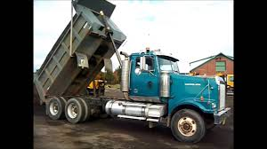Western Star Dump Trucks - YouTube 2019 New Western Star 4900sb Heavy Haul Video Walk Around At 2008 4864fx White For Sale In Regency Park Daimler Fuel Trucks Recently Delivered By Oilmens Truck Tanks 1996 Western Star Trucks 4900 Ex Stock 24319881 Tpi Used Truck Youtube Dump And Flatbed Rental Together With 4900sf 54 Inch Sleeper Premier Group 2005 4900sa Cventional Day Cab For Sale 604505 Sale Mccomb Diesel 2016 Tandem Bailey Videos Spokane Northwest