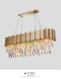 neue luxus kristall kronleuchter moderne beleuchtung für