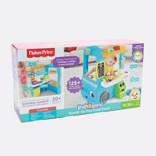 Fisher-Price Laugh & Learn® Servin' Up Fun Food Truck | Target ...