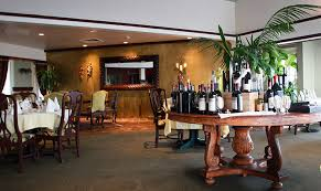 The St Georges Club Griffins Bistro Bar Chefs Table