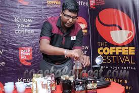 CF 1 2 3 Cafe Coffee Days