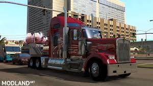 100 Trans America Trucking N Truck Simulator Trucks Mod For N Truck Simulator ATS