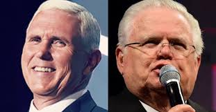 John Hagee Announced Today That Vice President Mike Pence Will Address Christians United For Israel A Group Founded And Chairs At Its Annual