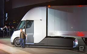 Tesla's Electric Trucks May Be More Cost-effective Than Expected Tesla In Spotlight With Beast Electric Semitruck Elon Musk On The Electric Pickup Truck How About A Mini Semi Get Ready For Pickup And Heavyduty Truck Looks Like New Iepieleaks Vows To Build Right After Model Y Sued 2 Billion By Hydrogen Startup Over Alleged Leaked Image Of Spxmasterrace Plans Sell Trucks Big Semis Pickups Too Extremetech Just Received Its Largest Preorder Yet The Verge Teslas Said Companys Semi Will Reveals Roadster