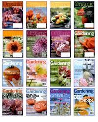 Free Organic Gardening Magazines