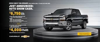 100 Dealers Truck Equipment 1 Chevy Dealer In US And Texas New And Used Cars S In Dallas