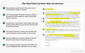 The interview thank you email is crucial — here s how to write it