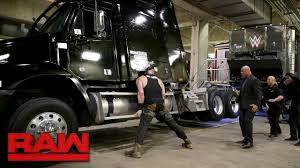 Braun Strowman Demolishes A TV Production Truck: Raw, Jan. 15, 2018 ... Volunteer Ministers Helping To Unload Two Big Trucks Of Humitarian Brantley Gilbert He Is Driving A Ford Its Ok Ill Forgive Him As Long Biggest Truck Show Of Europe At Le Mans Race Track Hd Photo Galleries Rigs Grandpa And The Stories For Kids Semi Trailer I Have Ever Seen Youtube Two Small Men With Big Hearts Moving Trucks Crew Newmarket 25 Best Trucking Images On Pinterest Drivers Monster Dan We Are The Song St John Ambulance Wa Twitter Now That Rig One Our How Remove Or Change Tire From Semi Truck Firefighters Honored At Night Bennington Banner