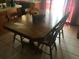 Dining Table And 6 Chairs All Wood Furniture In Portsmouth VA