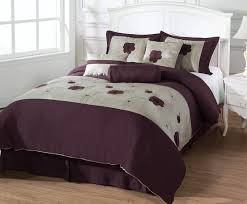 Ty Pennington Bedding by 100 Bedroom In A Bag Sets Lavish Home Amanda Purple 25