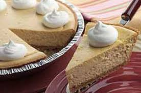 Pumpkin Layer Cheesecake by Easy Double Layer Pumpkin Cheesecake Recipe