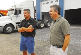 100 Crosby Trucking Expansion Keeps Trucking Firm In For The Long Haul Local News