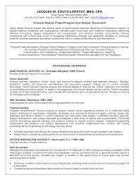 Help Desk Resume Objective by Job Resume Financial Analyst Resume Sample Entry Level Financial