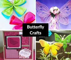 Butterfly Craft Ideas For Kids And Adults