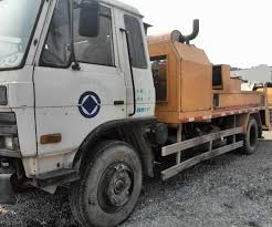 100 Concrete Pump Truck For Sale Used Line S For For